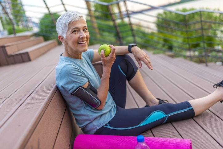 Haut natürlich unterstützen: Eine gesunde Lebensweise ist Voraussetzung